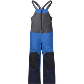 Bergans Kids Ruffen Insulated Salopette AthensBlue/Navy